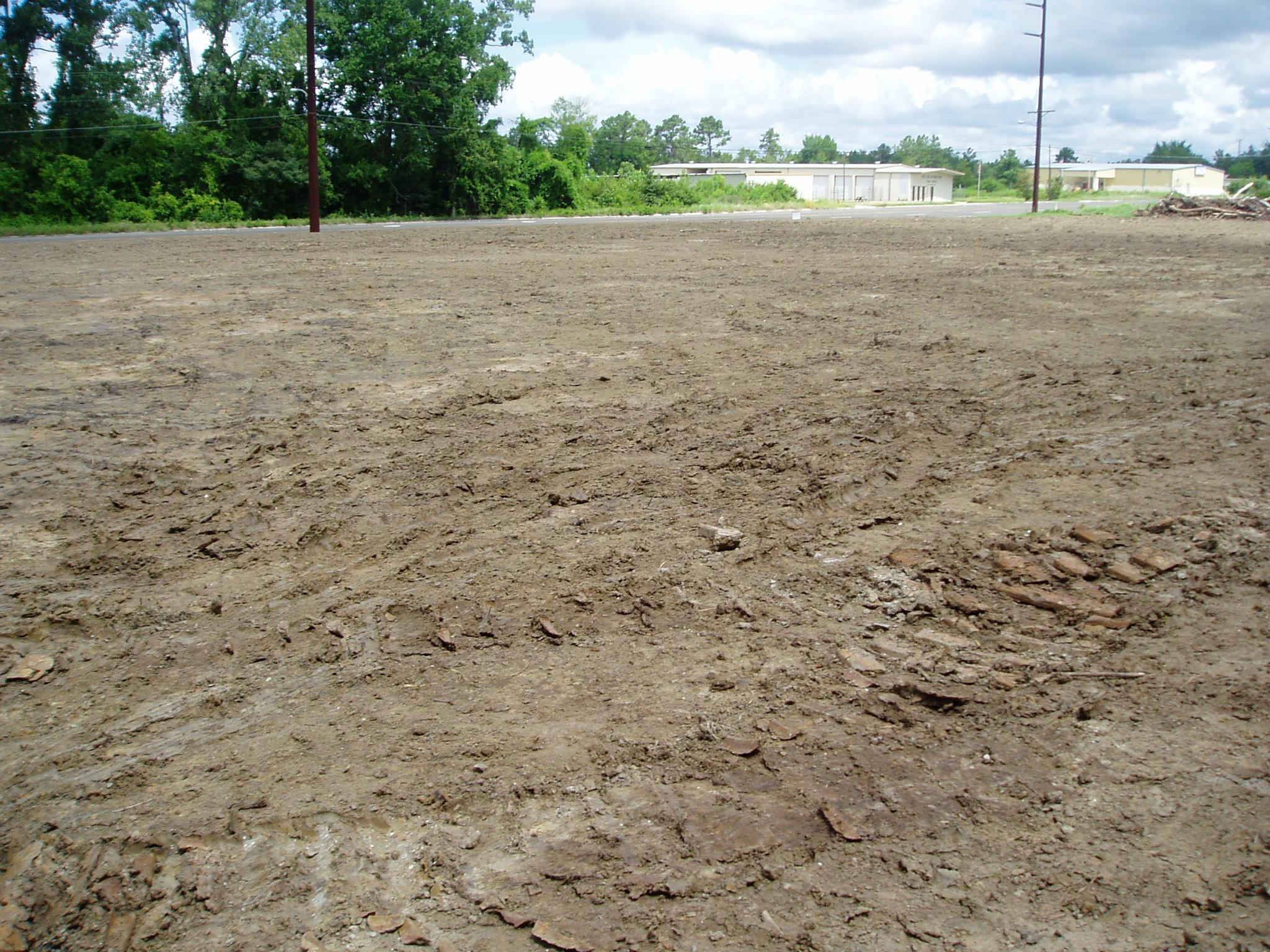 Site Preparation Texas Dozer